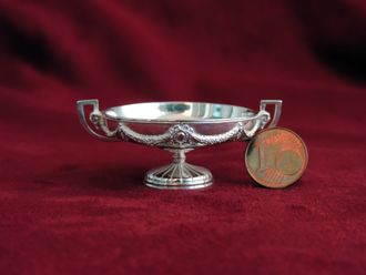 A large German silver jardiniere 1907