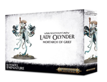 Warhammer AoS: Lady Olynder, Mortarch of Grief
