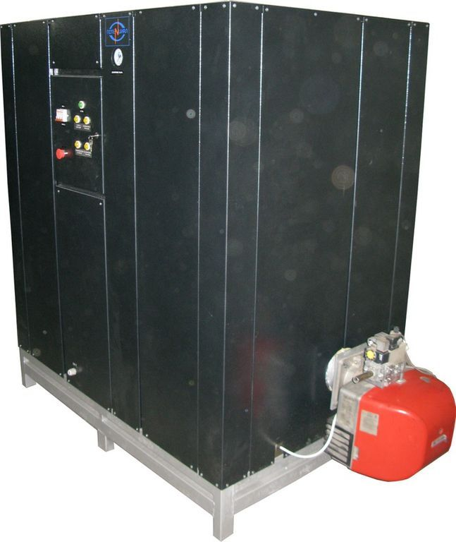 Парогенераторы дизельные Орлик 150-300 кг/час