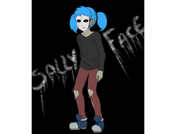 Плакат Sally face №19