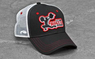 ROGUE BARBELL TRUCKER HAT Кепка Rogue Fitness
