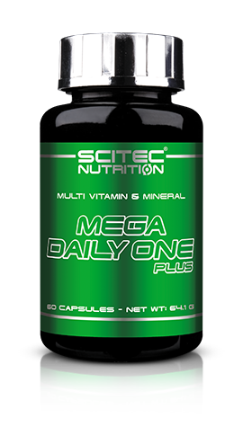 Mega Daily one Plus 60 caps Scitec Nutrition