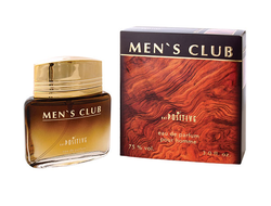 Men's Club eau de parfum for men