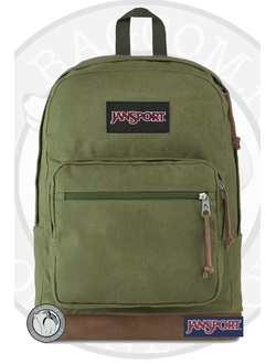 Jansport Right Pack New Olive Canvas в магазине Bagcom