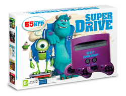 Sega Super Drive Monster Inc (55-in-1)