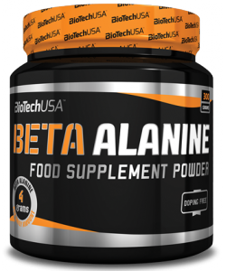 Biotech USA Beta Alanine без вкуса