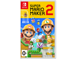 игра для nintendo switch Super Mario Maker 2