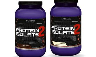Ultimate Nutrition Protein Isolate №2   (908 гр.)