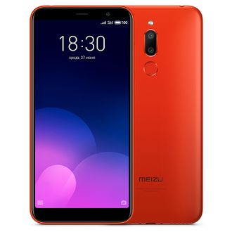 Meizu m6T 3/32gb red EU