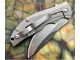 Zero Tolerance 0606 ZT0606 D2 Titanium  flipper