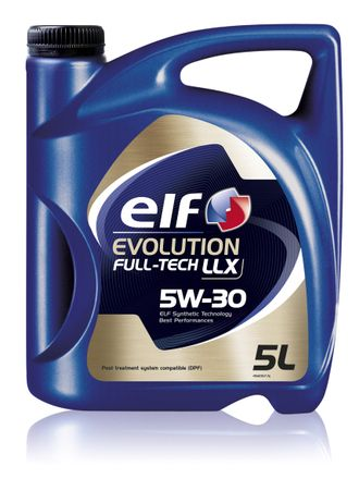 ELF EVOLUTION FULL TECH LLX 5W30, 5 л.
