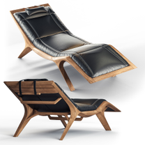 Insekt chaise lounge