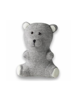Teddy Bear Baby Grey Sofia Cashmere