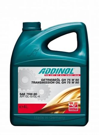Addinol Getriebeol GH 75W-90 (4_литра)