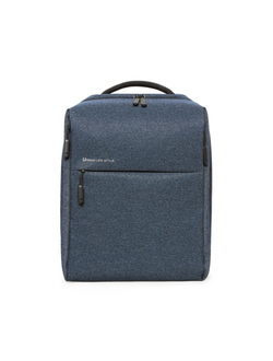Рюкзак Xiaomi minimalist Urban Backpack синий