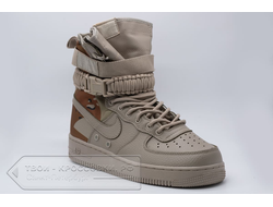 Кроссовки Nike Air Force 1 Special Field Grey мужские арт. N714