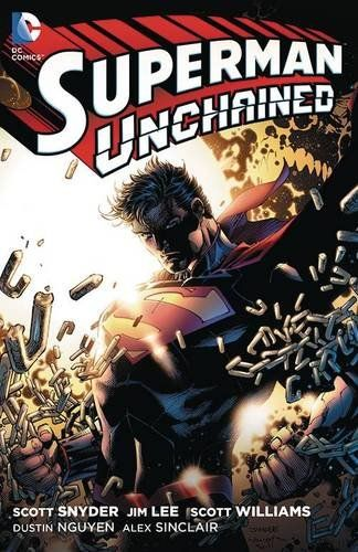 Superman Unchained Comics ИНОСТРАННЫЕ КОМИКСЫ, Superman Unchained Comic, INTPRESSSSHOP