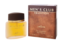 Men's Club Tradition eau de parfum for men
