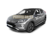 Пороги на Mitsubishi Eclipse Cross (2018-…) Black