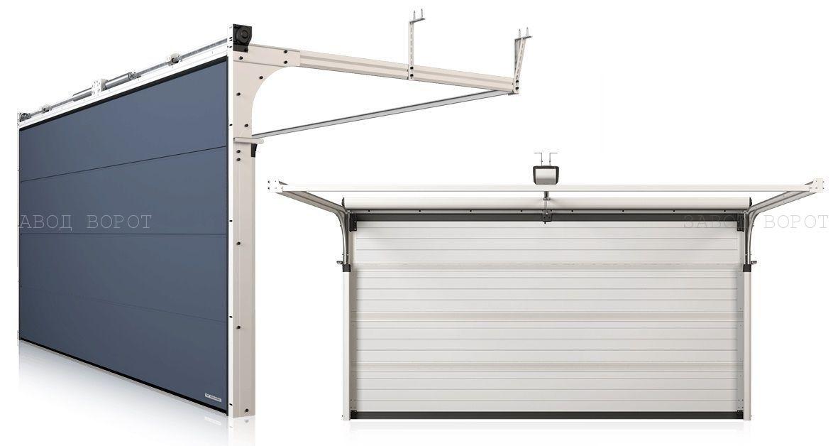 приводы из Европы на гаражные ворота - установка - гарантия