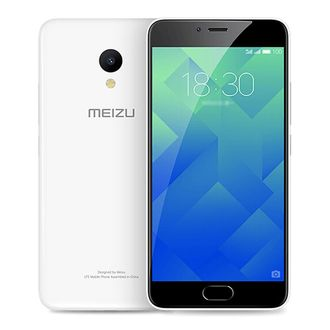 Meizu M5/Meilan 5. Смартфон. 3 Гб / 32 Гб. Экран 5.2 дюйма HD 2.5D. 64bit MTK6750 Octa Core (8 ядер). 4G LTE. Flyme 5 OS.