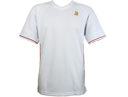 Купить Футболка ASICS JB SHORT SLEEVE JB2875-01 White в белом цвете для тренировок