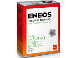 Масло моторное ENEOS Premium TOURING 5W-40 4л 8809478942162