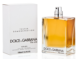 Dolce&Gabbana the one men tester 100 ml