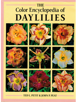 Colour Encycljpedia of Daylilies