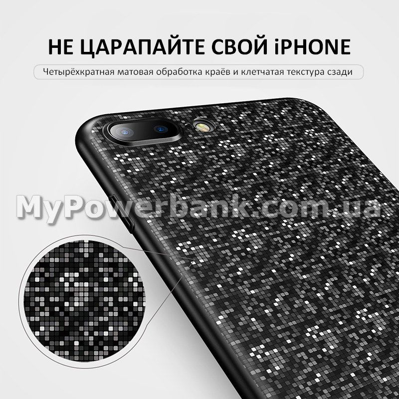Baseus Plaid Case - Чехол для iPhone купить