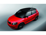 Skoda Fabia SportEdition (2010+)