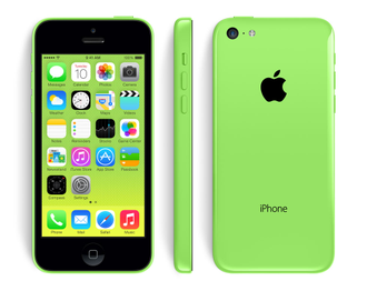 iPhone 5C 8Gb Green