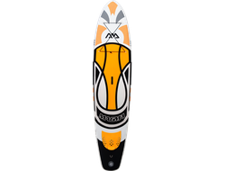 SUP BOARD надувной Aqua Marina Magma White/Orange