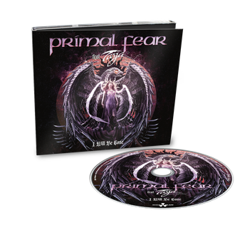 PRIMAL FEAR - I Will Be Gone CD