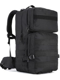 Тактический рюкзак Mr. Martin 5008 Чёрный (Black)