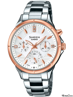 Часы Casio Sheen SHE-3047SG-7A