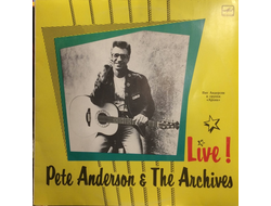 Peter Anderson and the archives