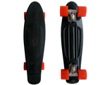 Крутой аналог Penny Board - Скейт Cruiser Board ecoBalance чёрный