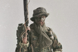 Special Air Service Regiment in Vitenam 1968