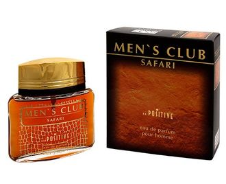 Men's Club Safari - Positive Parfum