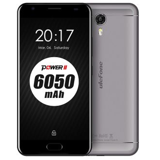 Ulefone Power 2 Серый