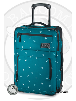 Сумка Dakine Carry on Roller 40L Dewilde