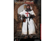 Тамплиер - Коллекционная ФИГУРКА 1/6 scale SERIES OF EMPIRES (DIE-CAST ALLOY) - BACHELOR OF KNIGHTS TEMPLAR (SE056) - COOMODEL