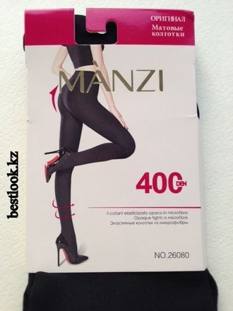 Колготки Manzi Mate Tights (2680) 400 DEN