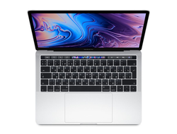 Apple MacBook Pro 13 Retina Touch Bar MR9U2 Silver