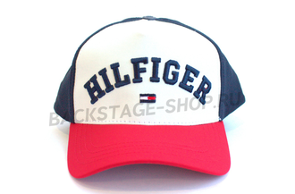 Кепка Tommy Hilfiger White/Red