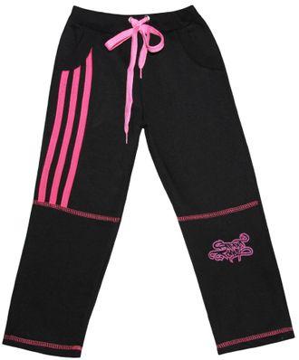 Штаны спортивные для девочки (Артикул 4127-352)