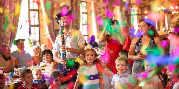 Как начать детский праздник аниматоры в школу Улица Фонвизина