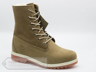 Ботинки Timberland Teddy Fleece Хаки (35-40) арт. T19