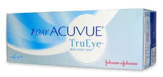 купить линзы true eye johnson&johnson